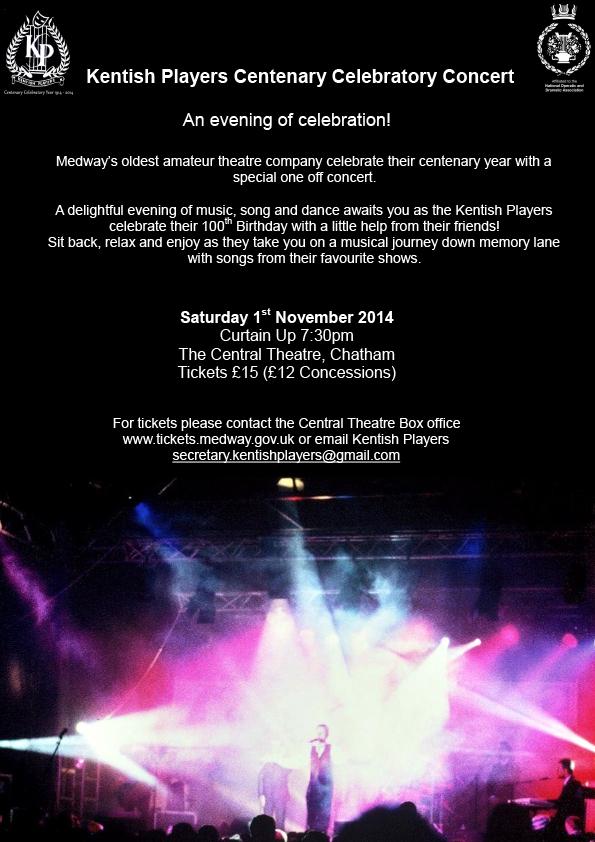 KP Centenary Concert